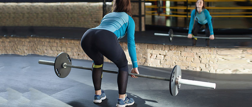 how to do a proper deadlift