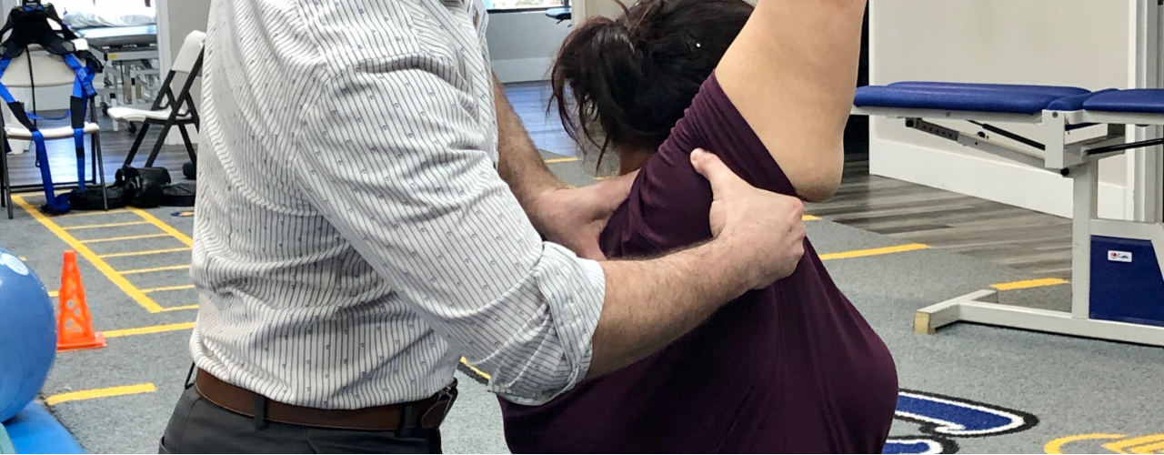 Shoulder Pain Relief Modesto, CA
